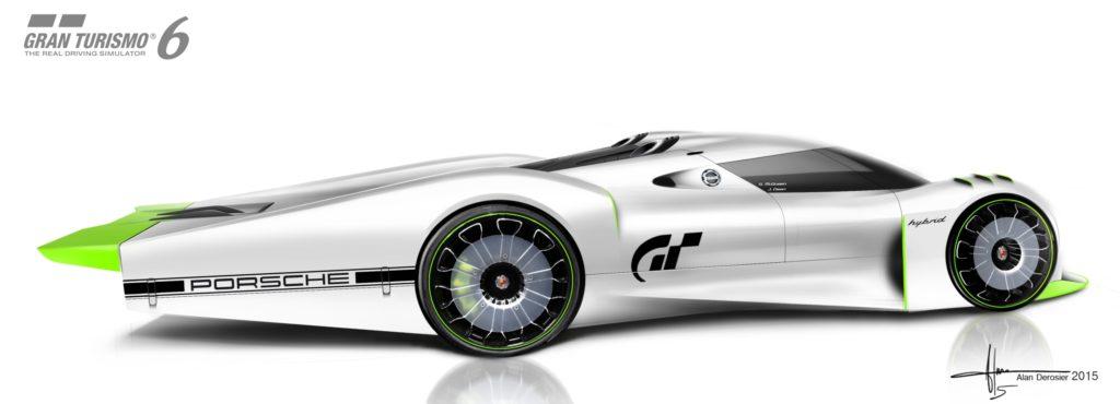 Porsche 908 04 Vision GT Alan Derosier