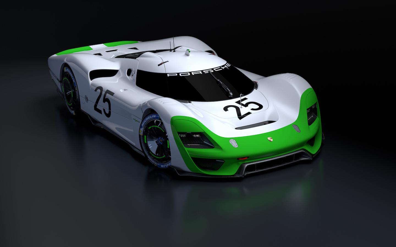 Exterior Porsche 908 04 Concept